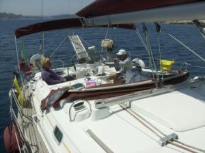 pranzare navigando